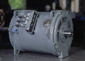 AC traction motors