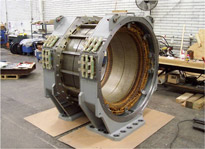stator assembly commercial hybrid motor